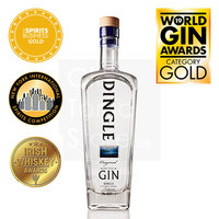 Dingle Gin verkozen tot World's Best Gin 2019