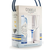Citadelle Gin 44% 70cl Giftpack