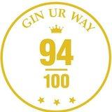 GinUrWay Medaille