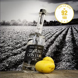 Ground Control Gin 1 - Tarwe 50cl