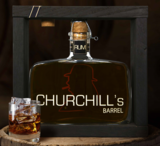 Churchill's Barrel Rum 70cl Limited Edition 2017
