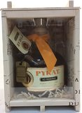 Pyrat Rum XO Reserve 70cl Wooden Giftpack