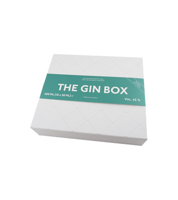 The Gin Box World Tour Edition 42% 10x5cl