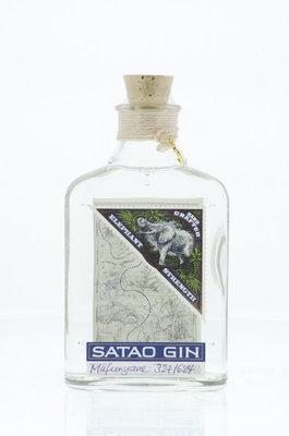 Satao (Elephant) Navy Strength Gin 57% 50cl