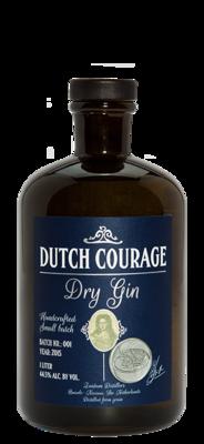 Zuidam Dutch Courage Dry Gin 44,5% 70cl