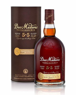Dos Maderas Rum PX 5+5 Years 40% 70cl