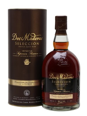 Dos Maderas Rum Selección 10+5 Years 42% 70cl