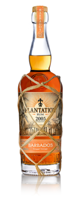 Plantation Barbados 2005 Vintage Rum 42.8% 70cl