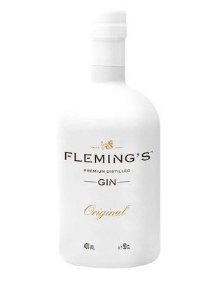 Fleming's Lowlands Dry Gin 42.1% 50cl