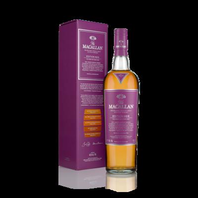 The Macallan Edition No 5 Single Malt Whisky 48,5% 70cl