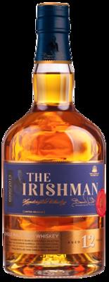 The Irishman 12 Year Old Single Malt Whisky 43% 70cl