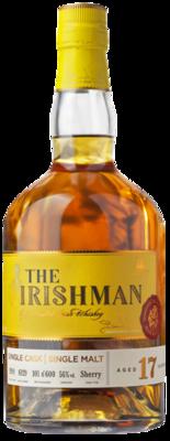 The Irishman 17 Year Old Single Cask Single Malt Whisky 56% 70cl