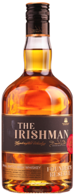 The Irishman Founder's Reserve Whisky 40% 70cl