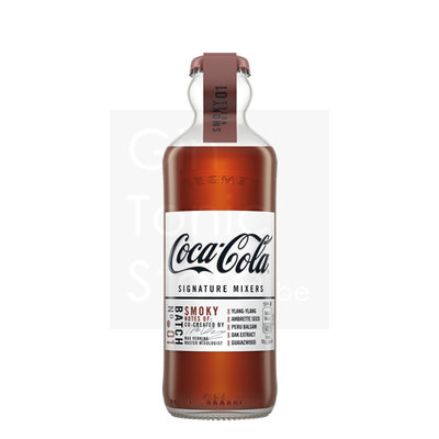 Coca-Cola Signature Mixers Smoky 20cl