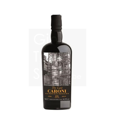 Caroni Guyana 23 Years 1996 The Last Rum 61,9% 70cl