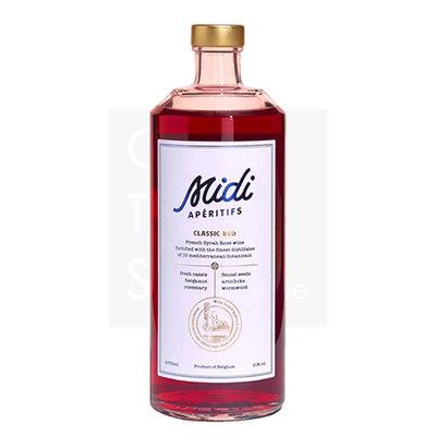 Midi Aperitifs Classic Red 21% 70cl
