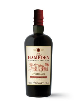 Hampden Great House Edition 2019 Rum 59% 70cl