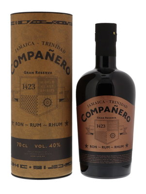 Companero Gran Reserva Rum 40% 70cl