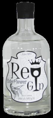 Rei Elderflower Gin 40% 70cl