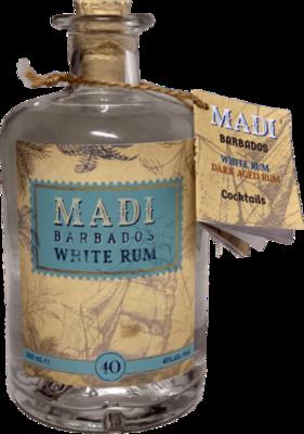 MADI White Rum 40% 50cl