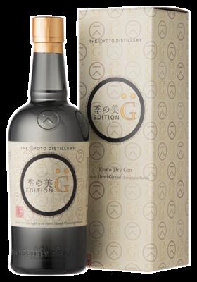 KI NO BI Edition G Kyoto Dry Gin 48% 70cl