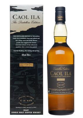 Caol Ila 12 Years Distillers Edition 2019 Whisky 43% 70cl