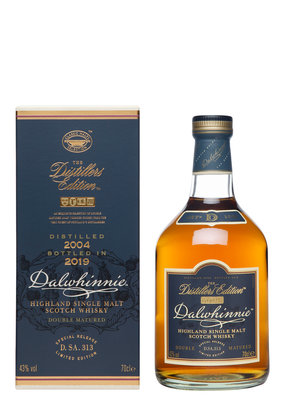 Dalwhinnie 15 Years Distillers Edition 2019 Whisky 43% 70cl