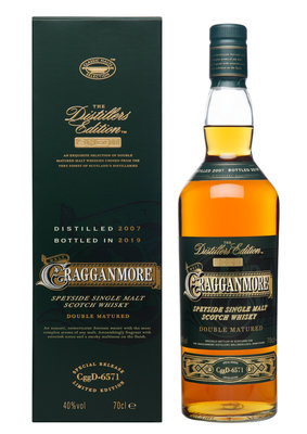 Cragganmore 12 Years Distillers Edition 2019 Whisky 40% 70cl
