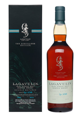 Lagavulin 16 Years Distillers Edition 2019 Whisky 43% 70cl