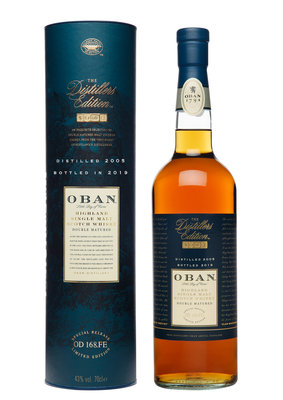 Oban 14 Years Distillers Edition 2019 Whisky 43% 70cl
