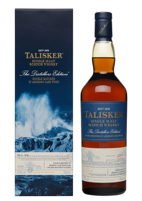 Talisker 10 Years Distillers Edition 2019 Whisky 45,8% 70cl