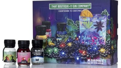 That Boutique Y Gin X-Mas Advent Calendar 12x3cl