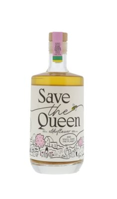 Save The Queen Elderflower 18% 50cl
