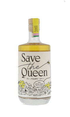 Save The Queen Rum 40% 50cl