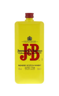 J&B Rare Pocket Whisky 40% 20cl