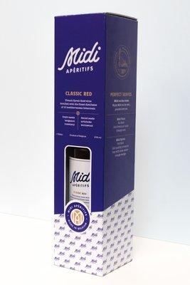 Midi Aperitifs Classic Red 21% 70cl Giftbox