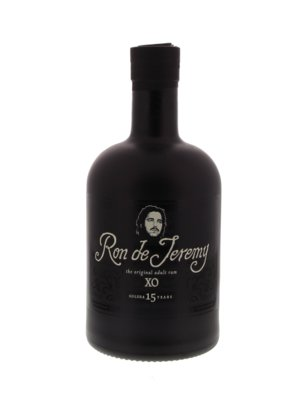 Ron De Jeremy XO Rum 15 Years 70cl
