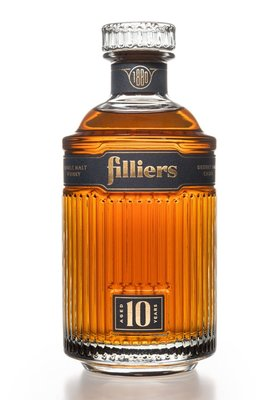 Filliers 10 Years Single Malt Whisky 43% 70cl