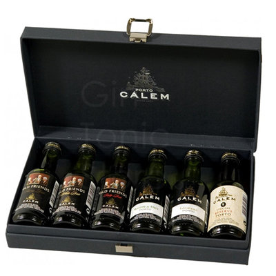 Calem Port Selection Giftpack 6x5cl