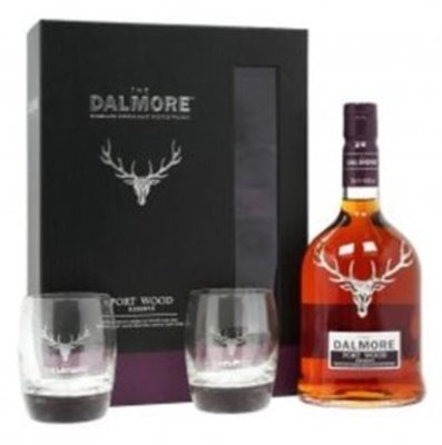 The Dalmore Port Wood Reserve Whisky 46,5% 70cl Giftbox