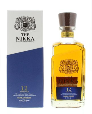 The Nikka 12 Years Whisky 43% 70cl