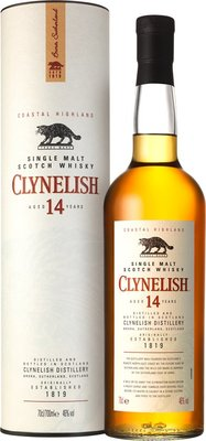 Clynelish 14 Years Single Malt Whisky 46% 70cl