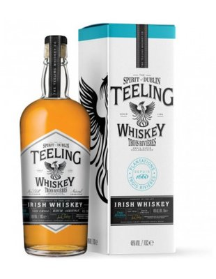 Teeling Trois Rivieres Irish Small Batch Whisky 46% 70cl