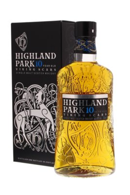 Highland Park 10 Years Single Malt Whisky 40% 70cl