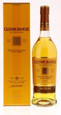 Glenmorangie 10 Years Single Malt Whisky 40% 70cl