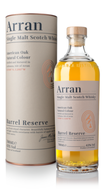 Arran Barrel Reserve Single Malt Whisky 46% 70cl