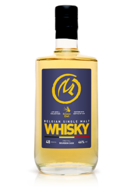 Belgian Owl By Jove 4 Years Whisky 46% 50cl