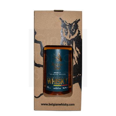 Belgian Owl Vintage No4 12 Years Single Cask 2005 Whisky 78,7%