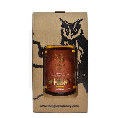Belgian Owl Vintage No6 12 Years Single Cask 2005 Whisky 46%