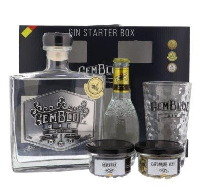 Gemblue Gin 40% 70cl Giftbox